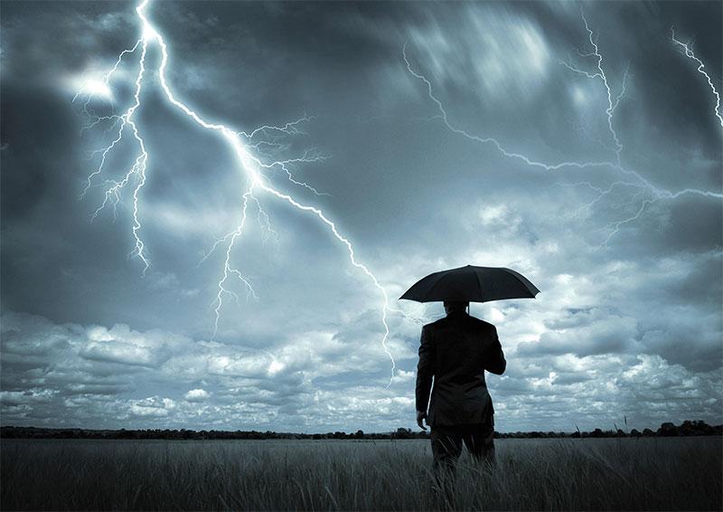 La tormenta perfecta en una auditoría interna